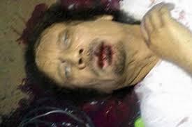 gheddafi morto 2