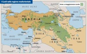 curdi e turchia