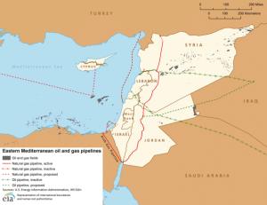 gasdotto qatar