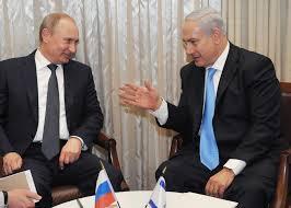 russia israele