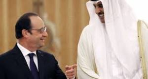 hollande qatar