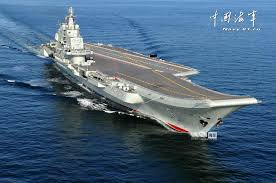 portaerei cinese Liaoning 2