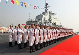 portaerei cinese Liaoning